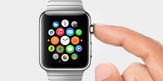 aggiornare apple watch