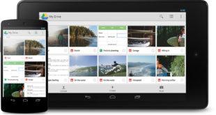 Come caricare file su Google Drive