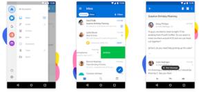 Le applicazioni per inviare le mail otlook